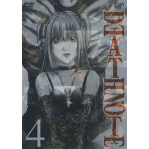 DEATH NOTE Vol.4 [DVD]|guruguru