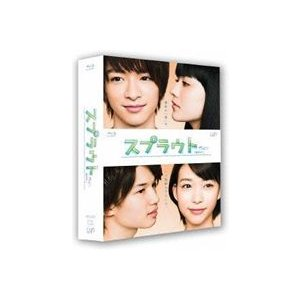スプラウト Blu-ray BOX 豪華版(初回生産限定) [Blu-ray]|guruguru