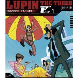 ルパン三世 second-TV. BD-1 [Blu-ray]|guruguru