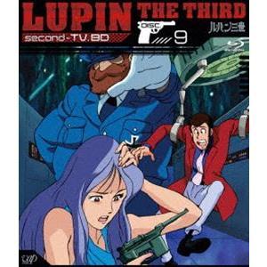 ルパン三世 second-TV. BD-9 [Blu-ray]|guruguru