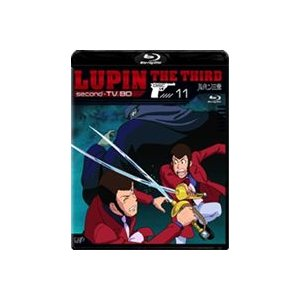 ルパン三世 second-TV. BD-11 [Blu-ray]|guruguru