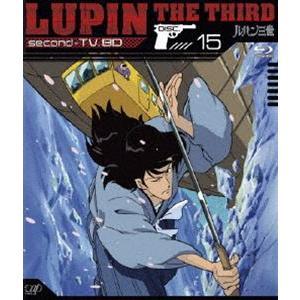 ルパン三世 second-TV. BD-15 [Blu-ray]|guruguru