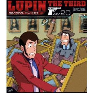 ルパン三世 second-TV. BD-20 [Blu-ray]|guruguru