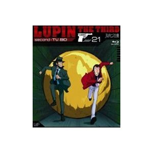 ルパン三世 second-TV. BD-21 [Blu-ray]|guruguru