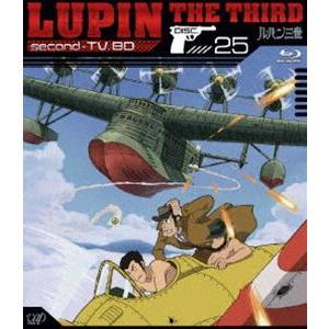 ルパン三世 second-TV. BD-25 [Blu-ray] guruguru