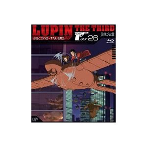 ルパン三世 second-TV. BD-26 [Blu-ray] guruguru