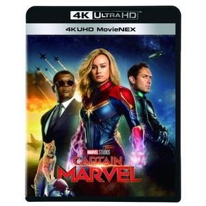 キャプテン・マーベル 4K UHD MovieNEX [Ultra HD Blu-ray]|guruguru
