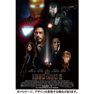 アイアンマン2 MCU ART COLLECTION(Blu-ray)(数量限定) [Blu-ray]|guruguru