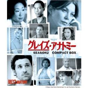 グレイズ・アナトミー シーズン2 コンパクトBOX [DVD]|guruguru