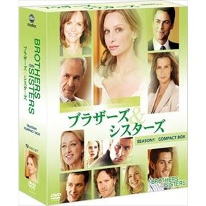 ブラザーズ&シスターズ シーズン1 コンパクトBOX [DVD]|guruguru