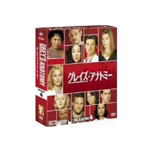 グレイズ・アナトミー シーズン4 コンパクトBOX [DVD]|guruguru