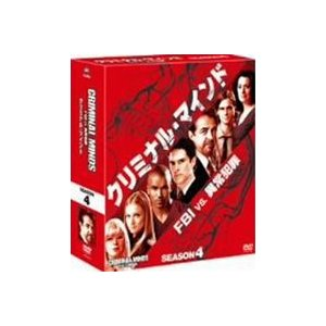 クリミナル・マインド/FBI vs. 異常犯罪 シーズン4 コンパクトBOX [DVD]|guruguru