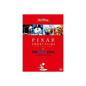 ピクサー・ショート・フィルム&ピクサー・ストーリー 完全保存版 [DVD]|guruguru