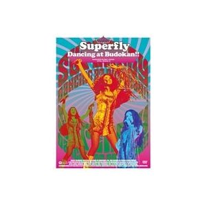 Superfly/Dancing at Budokan!!(通常盤/2DVD) [DVD]|guruguru