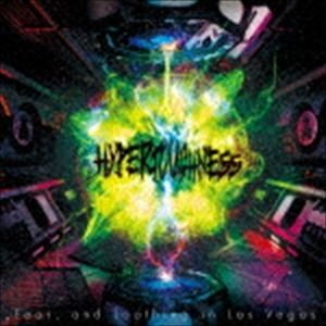 Fear,and Loathing in Las Vegas / HYPERTOUGHNESS [CD]