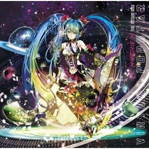 Mitchie M feat.初音ミク / バーチャル・ポップスター(初回生産限定盤/CD+DVD) [CD] guruguru