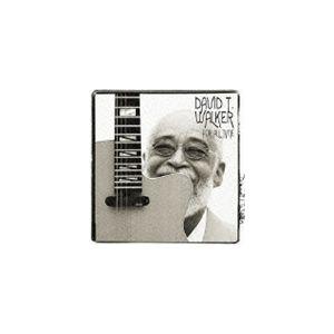 デヴィッド・T.ウォーカー(g、vo) / フォー・オール・タイム [CD]