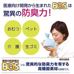 BOS ペット用 うんちが臭わない袋 SSサイズ(200枚入) gurume-kizzuu 03