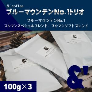 コーヒー豆 送料無料 珈琲豆 ブルーマウンテン No.1 トリオ 焙煎後すぐ発送 コーヒー 豆 福袋|gurumekan