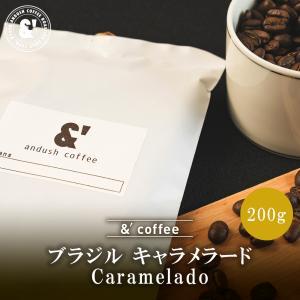 コーヒー豆 ブラジル キャラメラード 300g (約30杯分...