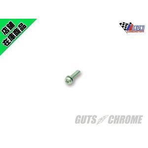 ミクニ HSR用トップカバースクリュー 4x14mm gutschrome