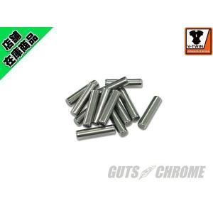 V-TWIN製 ライトクランクケースローラーベアリング .0008 55-57|gutschrome