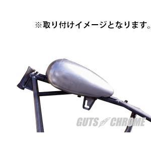 センターリブマスタングタンク|gutschrome