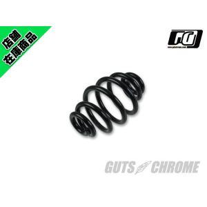 シートスプリング3インチ ブラック 1コ|gutschrome