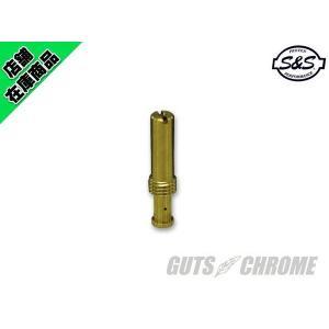 10%OFF 11-0250 S&S インタメジェット .025 E/G/Bキャブ用 gutschrome