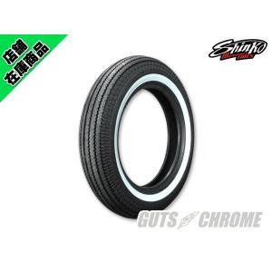 ハーレー用 タイヤ シンコー スーパーイーグル 5.00x16インチ ホワイトウォール|gutschrome