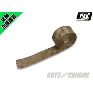 エキゾーストラップ チタニウムカラー 7.5m|gutschrome