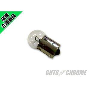 M&H ウィンカー用バルブS球 12V/27Wクリア|gutschrome
