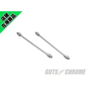 V-TWIN ロッカーオイルラインクローム アイアンスポーツ用|gutschrome