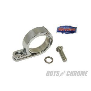クリアキン P型クランプ 1-3/8・1-1/2 クローム|gutschrome