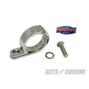 クリアキン P型クランプ 1-1/8〜1-1/4用 クローム|gutschrome