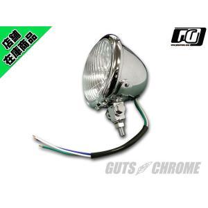 4.5ヘッドライトクローム(ノーマルレンズ)|gutschrome