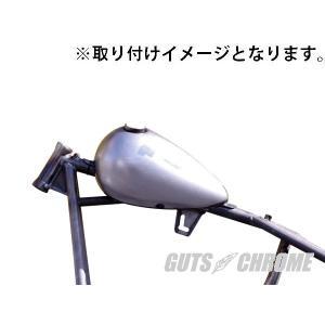 チョッパータンク2.2ガロン タンクサイズ(20x38cm)|gutschrome