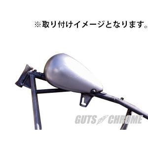 ナロー チョッパータンク|gutschrome