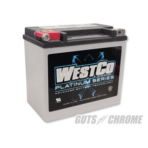 9800-4020 ハーレー WESTCOバッテリー 79-96XL /84-90ソフテイル OEM 65991-82B|gutschrome