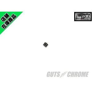 プッシュスイッチキャップ10パイ黒|gutschrome