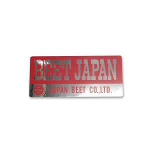BEET耐熱ステッカー|gutsjapan