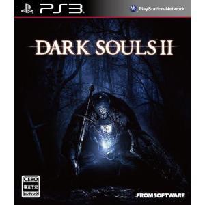 研磨 追跡有 DARK SOULS II (ダークソウル2) PS3(プレイステーション3)
