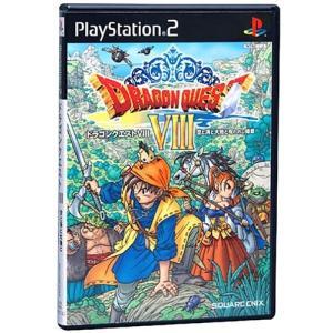 ドラゴンクエストVIII空と海と大地と呪われし姫君 PS2(プレイステーション2)