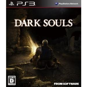 研磨 追跡有 DARK SOULS (ダークソウル) PS3(プレイステーション3)