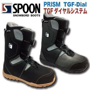 スノーボード ブーツ SPOON-19PRISM ダイヤル ワイヤー TGF 2019モデル|gyazoonet