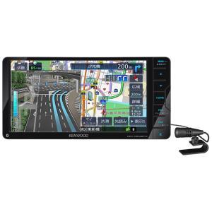 ケンウッド MDV-D304W ワンセグチューナー CD再生 USB SD 7インチ 2DINナビ 200ミリワイド【KT】 gyouhan-shop