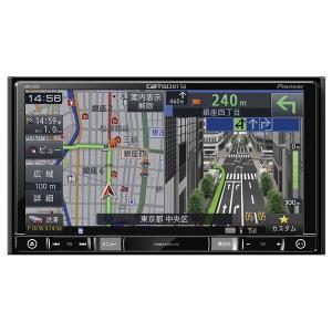 パイオニア カロッツェリア 楽ナビ AVIC-RZ700 【A】 7V型ワイド 地デジフルセグ/CD DVD再生/CD録音/Bluetooth/SD USB AUX対応 AVIC-RZ-700|gyouhan-shop