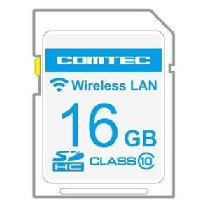コムテック WSD16G-807LV レーダー探知機オプション 無線LAN内蔵SDHCカード WSD16G-807LV|gyouhan-shop