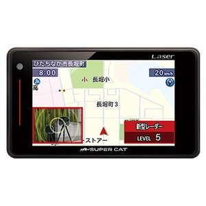 【納期未定】ユピテル GS303 レーザー&レーダー探知機 レーザー探知性能従来比約40%UP GPSデータ16万4千件以上 取締・検問データ:5万9千件以上 gyouhan-shop