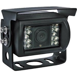 ジェットイノウエ JI-592979 バックカメラ 防水ジャック 赤外線LEDセンサー シャープ製CCD 592979 記念日 12V 24V対応 大決算セール 20メートルケーブル付属 リア